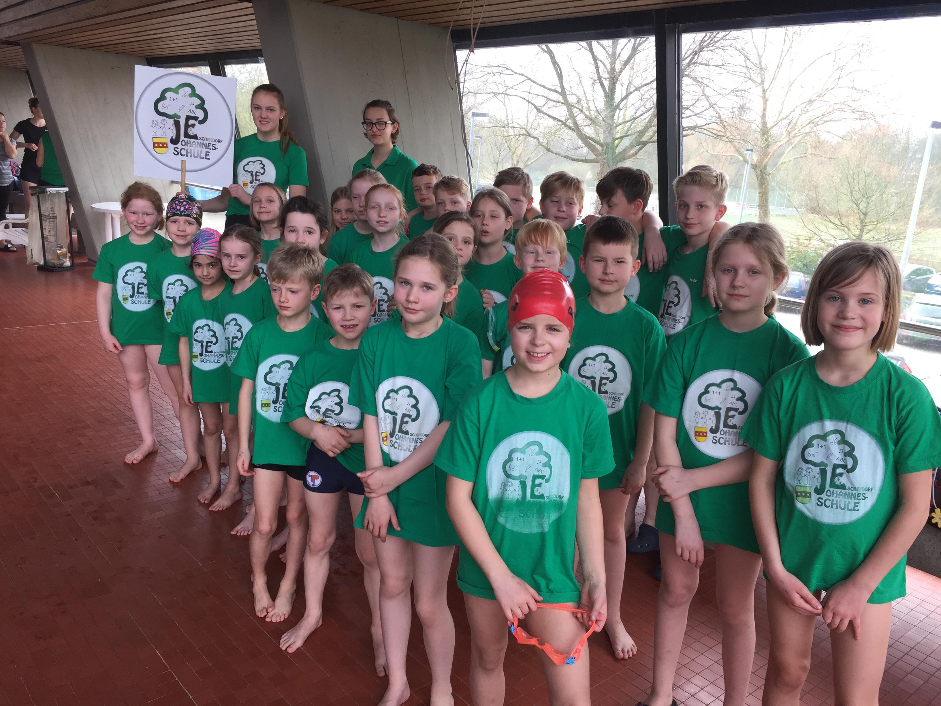 Stadtmeisterschaft Schwimmen