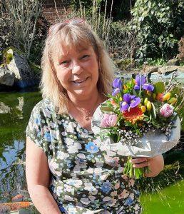 Frau Tuma in den Ruhestand verabschiedet