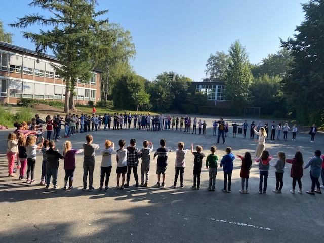 Read more about the article Aktionswoche der Schulsport-Stafette